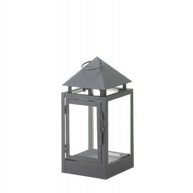 Matte Finish Contemporary Lantern (small)