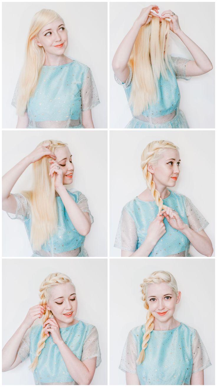 Astounding 25 Best Ideas About Rope Braid On Pinterest Cool Hairstyles Short Hairstyles Gunalazisus