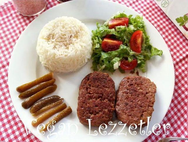 http://veganlezzetler.blogspot.com.tr  #vegan #veggy #veganreadymeal #vejetaryen #vegetarian #meatless