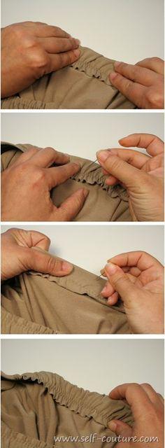 cours couture elastiques