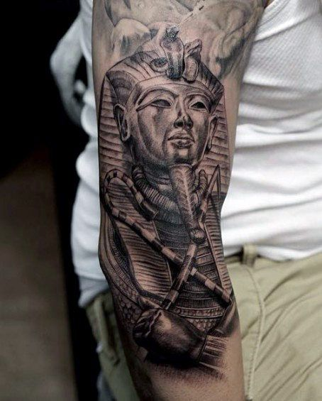 Egypt Tattoos Ideas For Men