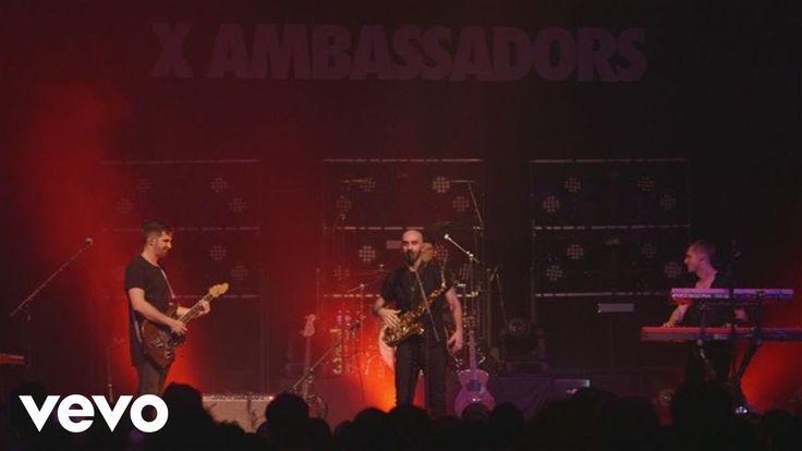 X Ambassadors - Naked (Live On The Honda Stage At The Fonda Theater)