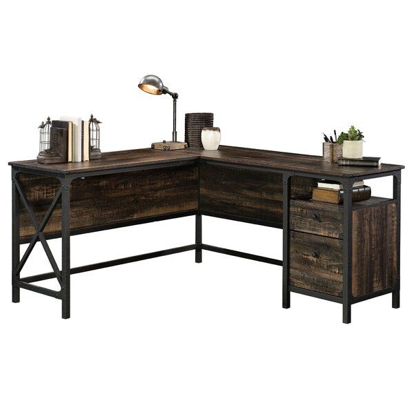 You Ll Love The Ulibarri L Shape Desk At Wayfair Great Deals On All Furniture Products With Free Shipping On Most L Shaped Desk Desk L Shaped Executive Desk