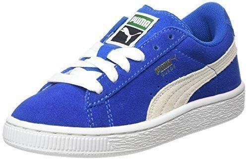 Oferta: 54.95€ Dto: -49%. Comprar Ofertas de Puma 360757 - Zapatillas de deporte para niños, color Azul (Snork Blue/W 02Snork Blue/W 02), talla31 EU barato. ¡Mira las ofertas!