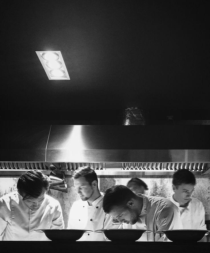 Ktoś gotuje, żeby jeść mógł ktoś. Degustacja menu restauracji Lugana.