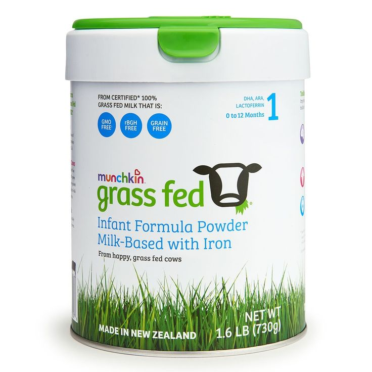 Go beyond organic go grass fedthe only formula in the