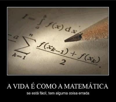 Matemática.