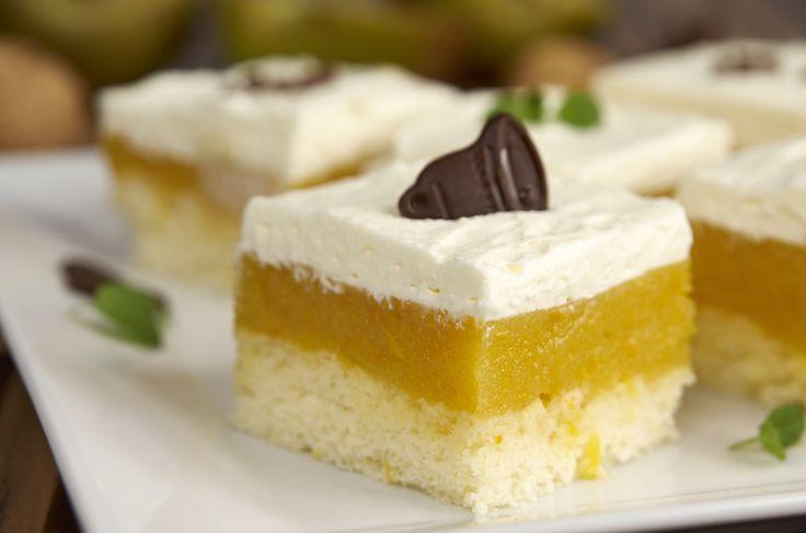 Świąteczne ciasto jabłkowo-pomarańczowe