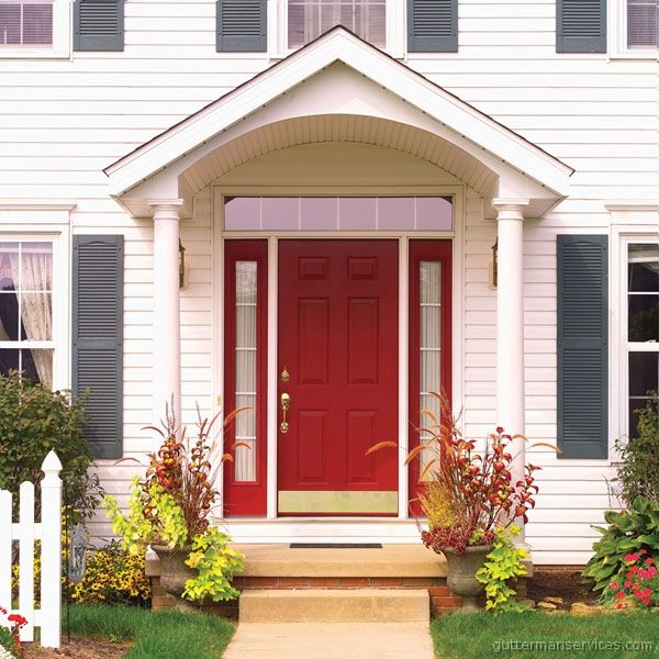Entry doors with sidelights - Exterior french doors with sidelights ...