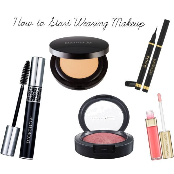 How To Start Wearing Makeup. The five basic products you need to start a makeup routine.