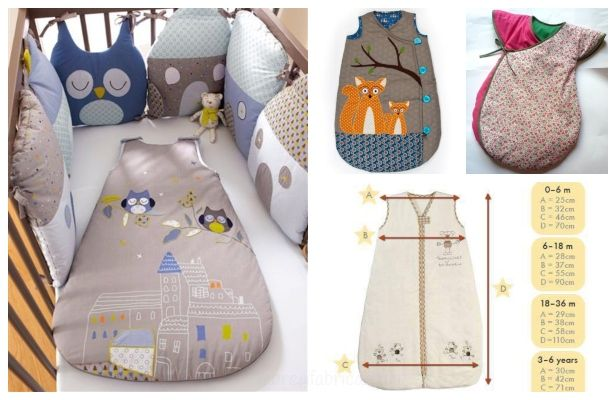 Diy Simple Baby Sleeping Bag From Free Template In 2020 Diy Sleeping Bag Diy Baby Sleeping Bag Diy Socks