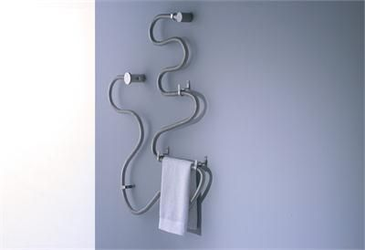 Contemporary Towel Warmer from Boffi, Model: RRDM04