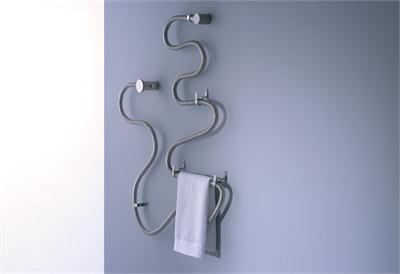 Contemporary Towel Warmer from Boffi, Model: RRDM04