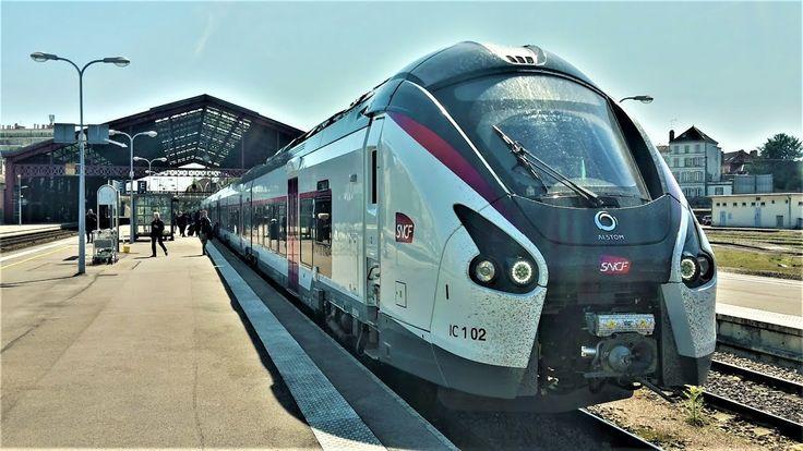 New train : SNCF, Coradia Liner - Les Trains Intercités de nouvelle géné...