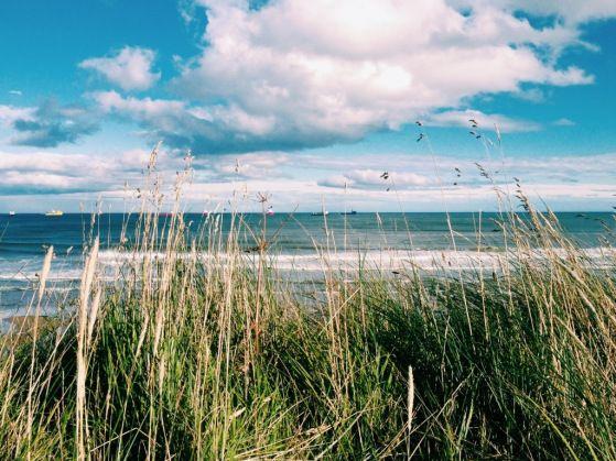 The North Sea Walk, Scotland