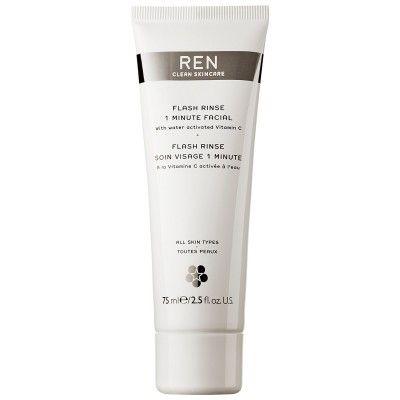 Shop online dei migliori marchi di cosmesi organica certificata. Flash Rinse 1 Minute Facial