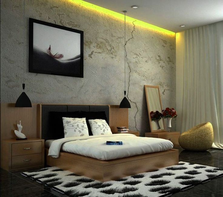 Bedroom Wallpaper Decorating Ideas Fascinating 13 Best Bedroom Wallpaper Ideas 2016 Images On Pinterest . Decorating Inspiration