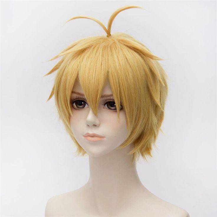 Nanatsu no Taizai Meliodas Wig Cosplay for Sale