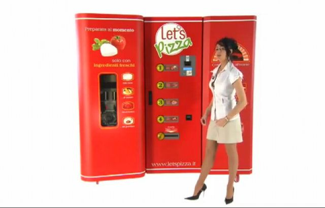 Pizza Vending Machine coming to the US. Please, Please, Please come to Atlanta!!!