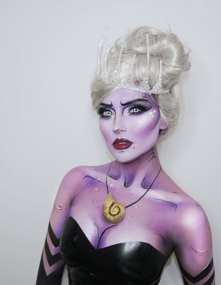 Fröhliches Halloween! Hier sind die besten Halloween-Make-up-Looks, die es heute zu kopieren …