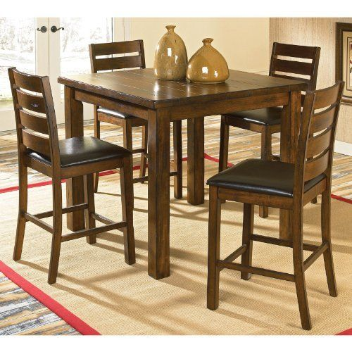 Saddle Brown Round Table And 4 Kitchen Chairs 5 Piece: 1000+ Images About Furniture