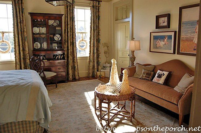 Southern living idea house in senoia georgia bedrooms and for Amazing master bedrooms