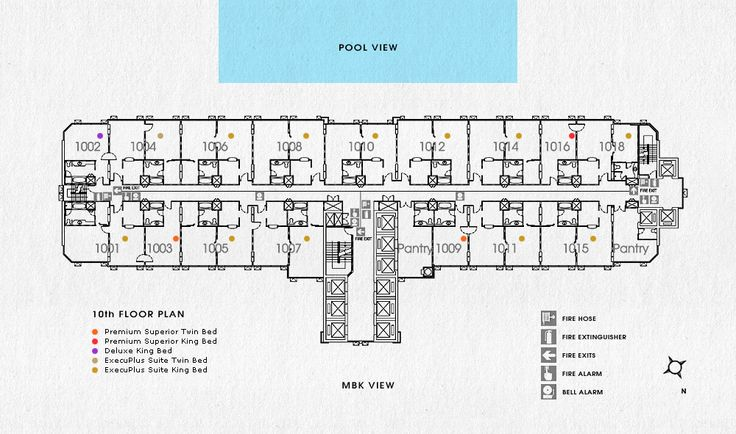 3 Star Hotel Floor Plans - Google Search