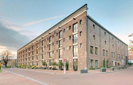 Loft in monumentale pakhuis te koop Plantagebuurt Amsterdam