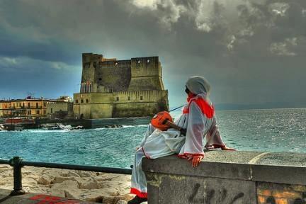 Pulcinella ... Napoli <3