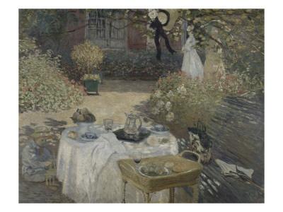 17 best images about jean claude monet on pinterest gardens oil on canvas and paris - Jardin suspendu paris argenteuil ...