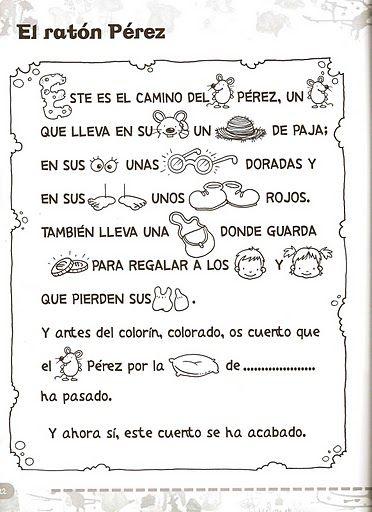 El raton Pérez http://www.pinterest.com/infantilcastell/mellats/