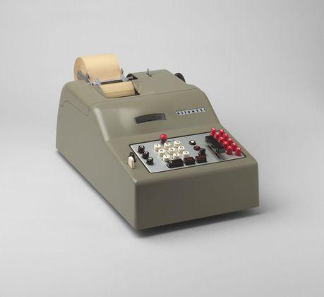 Marcello Nizzoli. Divisumma 14 Printing Calculator. 1947