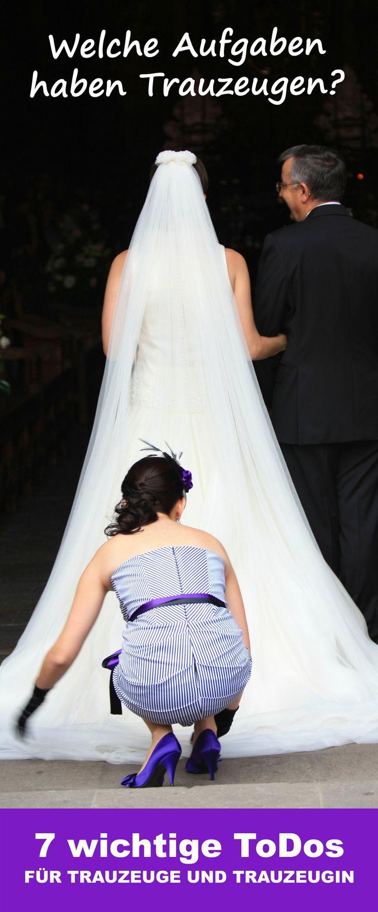 Wenn ihr diese Tipps als Trauzeugen beherzigt wird das Brautpaar euch garantiert lieben!