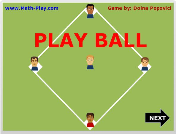 """This is an image from this resource on the Internet4Classrooms' """"Fifth Grade Interactive Math Skills - Fractions and Percent"""" resource page:    Baseball Math: Simplifying Fractions.    In this fun game students will practice reducing fractions to the simplest form. For each home run, you will have the opportunity to answer a math question and earn (or lose) 1000 points. You must get at least 3 home runs to move to level 2 and at least 5 home runs to advance to level 3.(Can be played on…"""