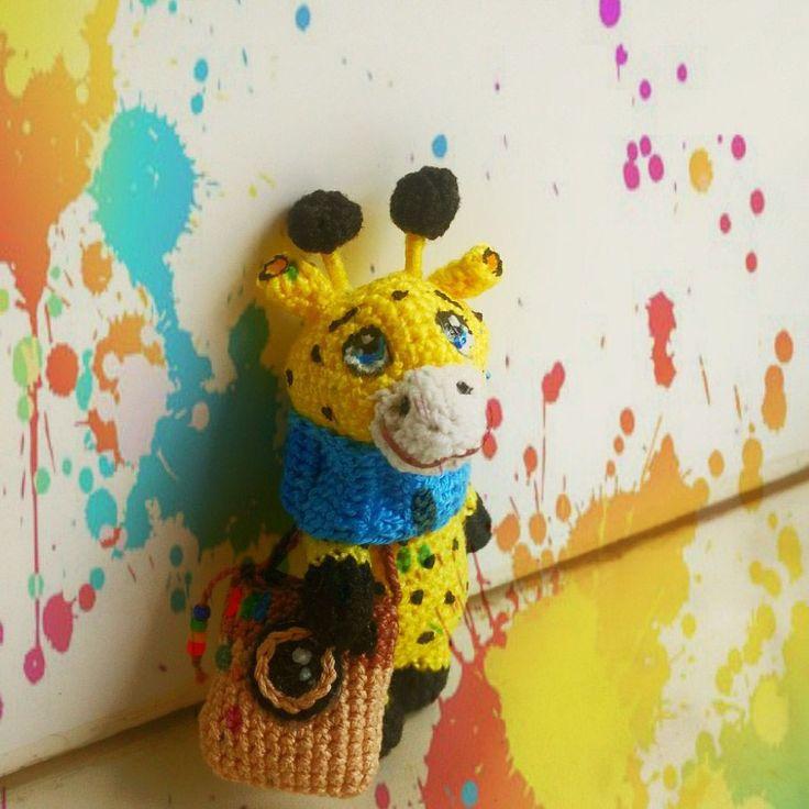 Ознакомьтесь с моим проектом @Behance: «Lemon giraffe» https://www.behance.net/gallery/50884287/Lemon-giraffe