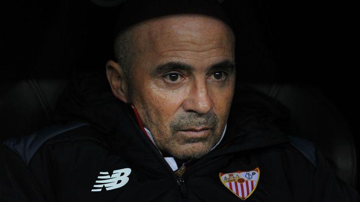 Sevilla boss Sampaoli to be offered Argentina job, confirms AFA