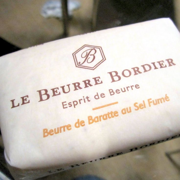 Le Beurre Bordier is made by Monsieur Jean-Yves Bordier in the Normandy region of France. People say his butter is the best in France and possibly in the whole world.