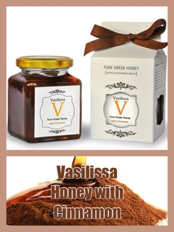 Vasilissa Gold Honey