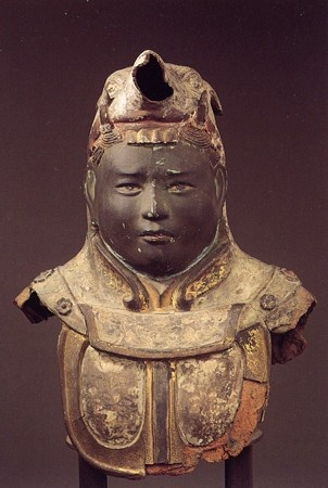 Japanese National Treasure, The statue of Gobujyo 五部浄像(興福寺)