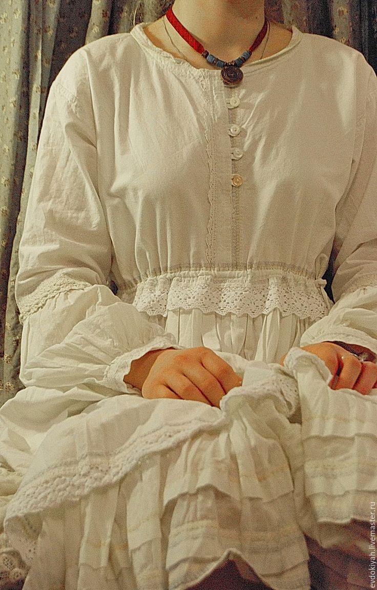 Купить ОДЕЖДА ДЛЯ СВОБОДНЫХ НАТУР - бежевый, белый опал, свадебное, повседневное, однотонное, Клеточка
