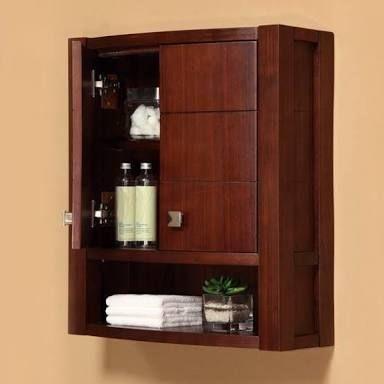 Resultado de imagen para gabinetes para baños