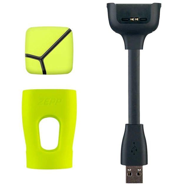 ZEPP Tennis - 3D Bewegungsanalyse Sie spielen auch Golf oder gar Baseball ? Der Sensor des ZEPP Tennis kann auch zur Analyse beim Golf-Spiel und beim Baseball verwendet werden. Einfach die entsprechen ZEPP App für Golf oder Baseball laden und los gehts! Ein Handschuh-Clip fürs Golfen oder ein Bat Mount für Baseball sind als Zubehör erhältlich.
