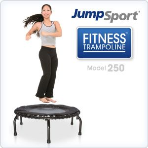 JumpSport Fitness Trampoline - Model 250 - $239