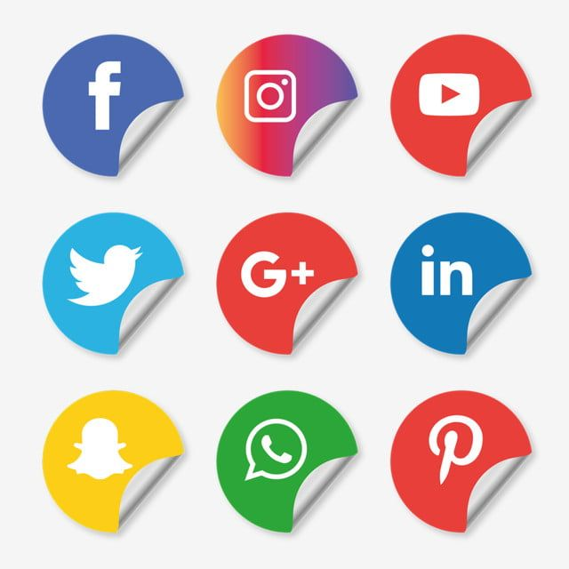 Conjunto De Icones De Midias Sociais Instagram Instagram Icones Icones Sociais Conversor De Icones Imagem Png E Vetor Para Download Gratuito Icones Redes Sociais Icones De Midia Social Icon Set