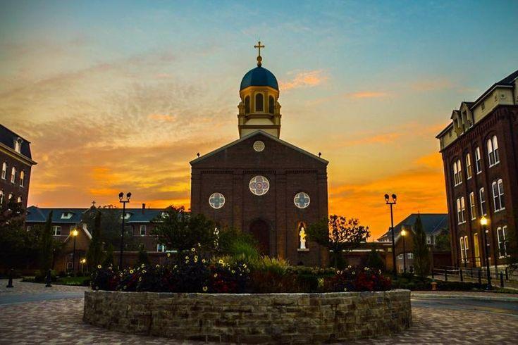 Campus Ministry : University of Dayton, Ohio