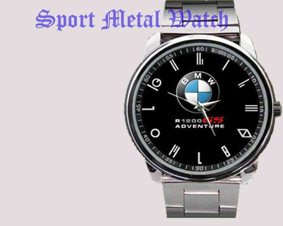 New BMW R 1200 GS adventure by sport metal watch by hajarterus, $14.50
