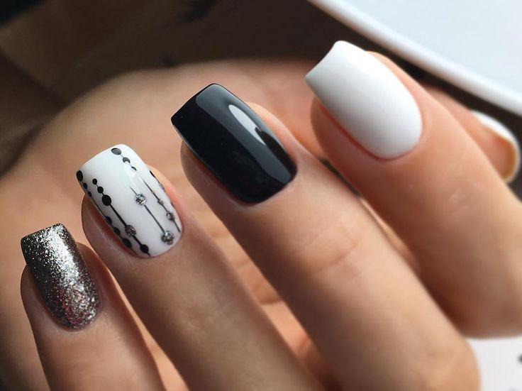 2,196 вподобань, 2 коментарів – Маникюр / Ногти / Мастера (@nail_art_club_) в Instagram: «Repost @ksnail_nails ・・・ »