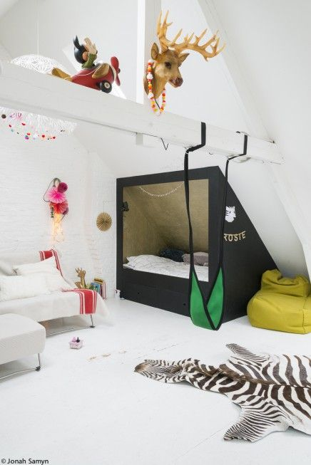 Interieur architect gwen ontwerpt kinderkamer voor dochter for Interieur 65