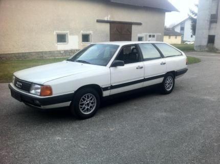 Audi Audi 100 CC 2.0 TD !! Selten/Rar !! din DE-94032Passau Germania