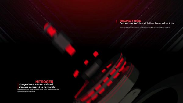 F1 Opening Titles by Bishoy Gawdat, via Behance